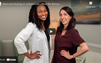 What We Believe: Dr. Elena & Juliann chitchat about their fundamental beliefs regarding finding the right practitioner to support your health