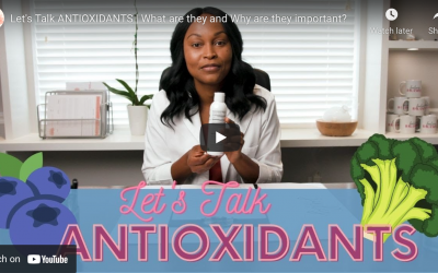Antioxidants – what are they and why are they important?